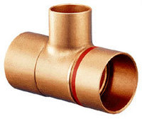 B&G Copper Red Ring Monoflo Fittings