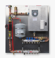 RHT Prefabricated Electric 1-Zone Boiler Panels